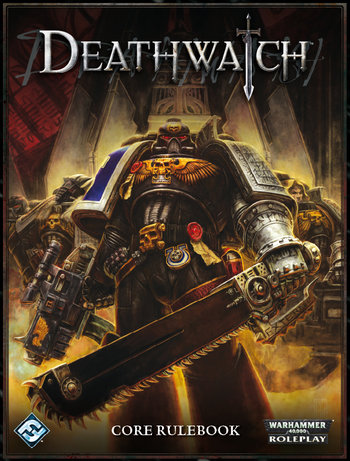Tabletop Game / Deathwatch