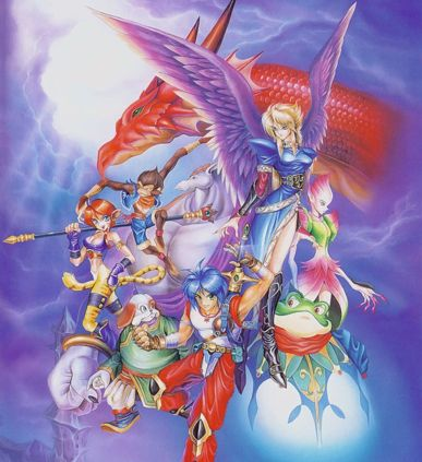 Video Game / Breath of Fire II