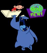 Western Animation / Ned's Newt