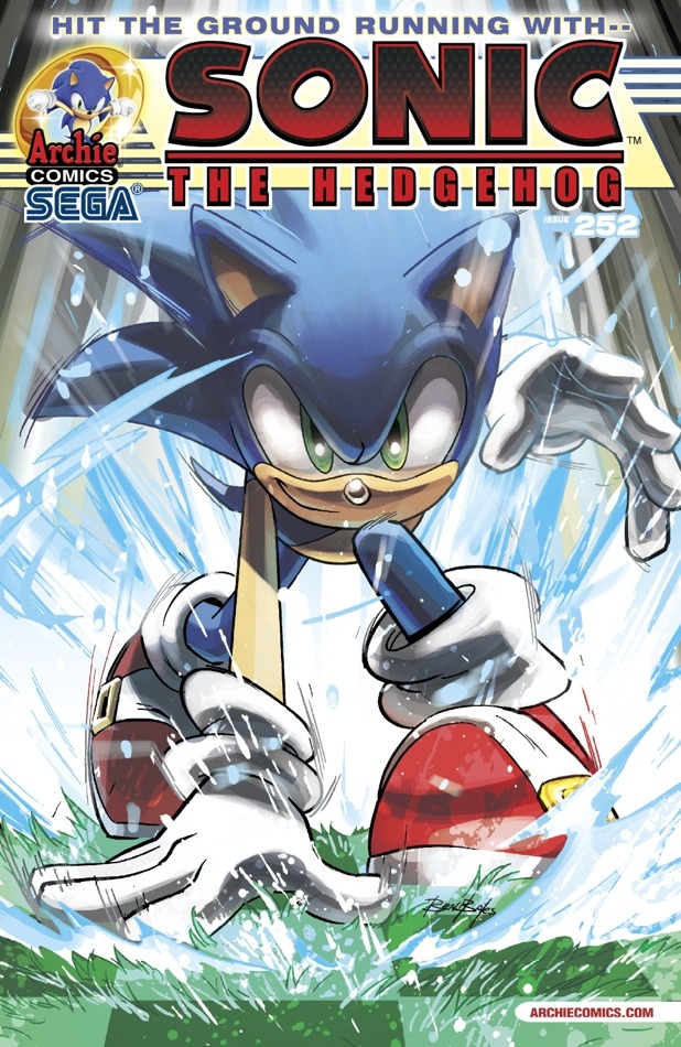 Comic Book / Archie Comics' Sonic the Hedgehog
