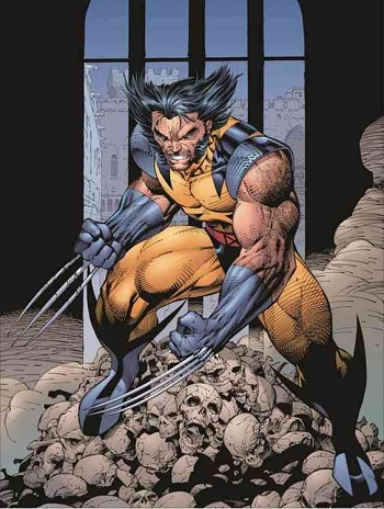 Comic Book / Wolverine