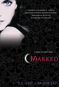 Literature / The House of Night