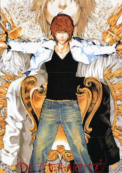Manga / Death Note