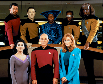 Series / Star Trek: The Next Generation