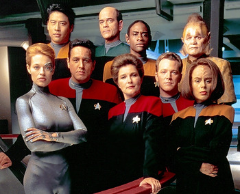 Series / Star Trek: Voyager