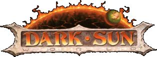 Tabletop Game / Dark Sun