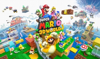 Video Game / Super Mario 3D World