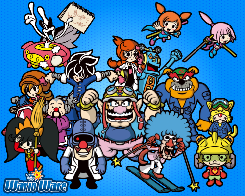 Video Game / WarioWare