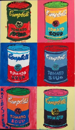 Solve the Soup Cans
