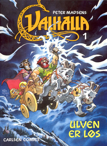 Comic Book / Valhalla