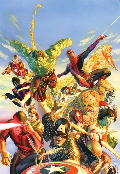 Comicbook / Secret Wars