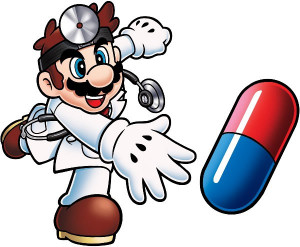 Video Game / Dr. Mario