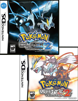 Video Game / Pokémon Black 2 and White 2