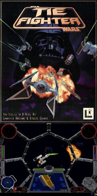Video Game / TIE Fighter