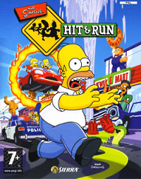 Video Game / The Simpsons: Hit & Run
