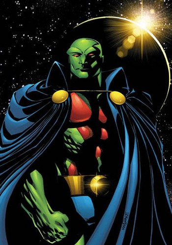 Comic Book / Martian Manhunter