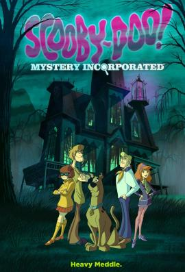 Western Animation / Scooby-Doo! Mystery Incorporated