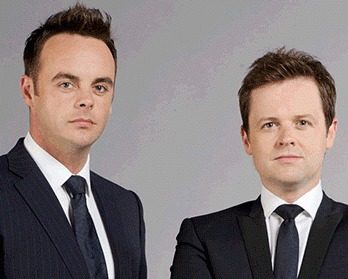 Creator / Ant and Dec