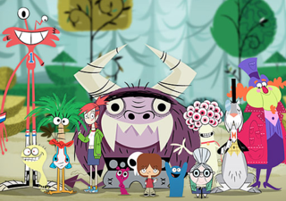 Western Animation / Foster's Home for Imaginary Friends