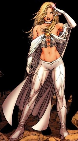 Comic Book / Emma Frost