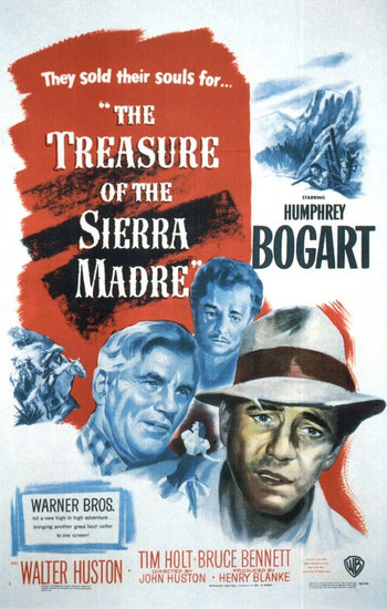 Film / The Treasure of the Sierra Madre