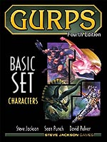 Tabletop Game / GURPS