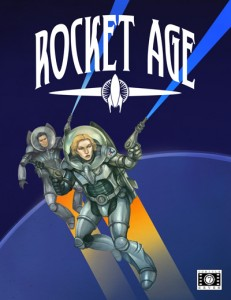 Tabletop Game / Rocket Age