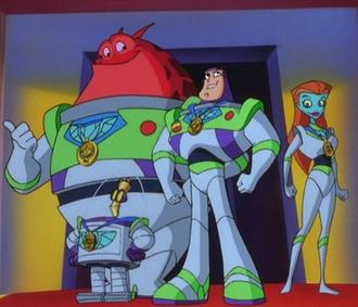 Western Animation / Buzz Lightyear of Star Command