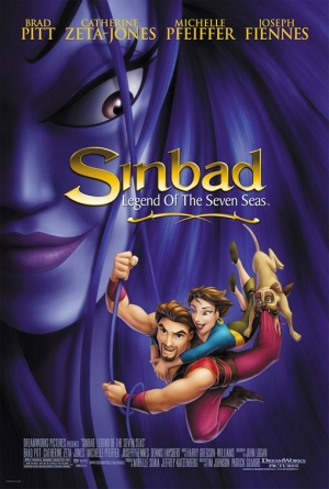 Western Animation / Sinbad: Legend of the Seven Seas