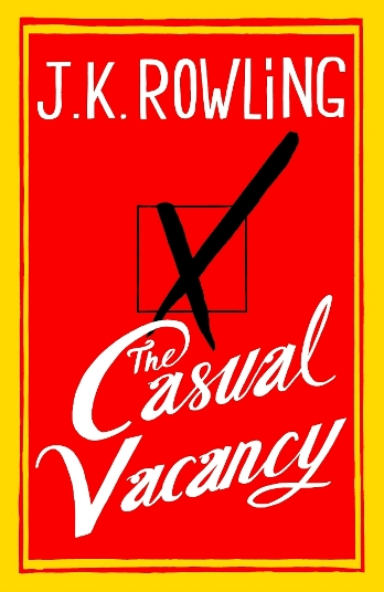 Literature / The Casual Vacancy