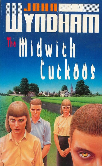 Literature / The Midwich Cuckoos