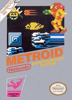 Video Game / Metroid 1