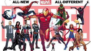Comic Book / All-New, All-Different Marvel