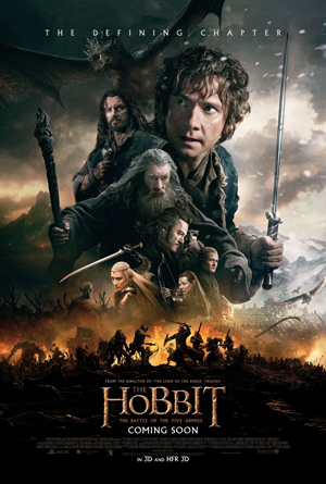 Film / The Hobbit: The Battle of the Five Armies