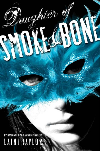Literature / Daughter of Smoke and Bone