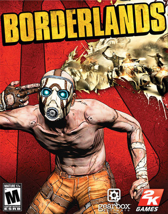 Video Game / Borderlands