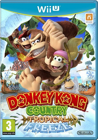 Video Game / Donkey Kong Country: Tropical Freeze