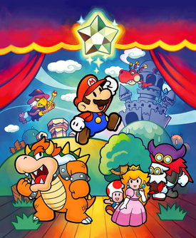 Video Game / Paper Mario: The Thousand-Year Door