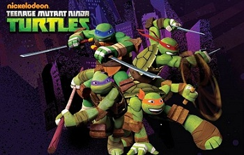 Western Animation / Teenage Mutant Ninja Turtles (2012)