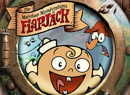 Western Animation / The Marvelous Misadventures of Flapjack