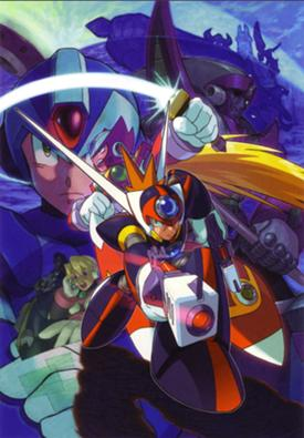 Video Game / Mega Man X7