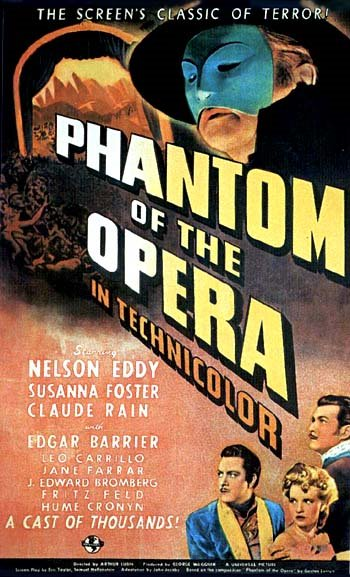 Film / Phantom of the Opera (1943)