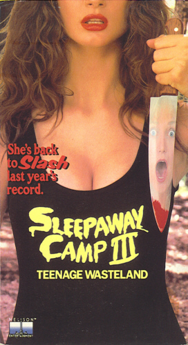 Film / Sleepaway Camp III: Teenage Wasteland