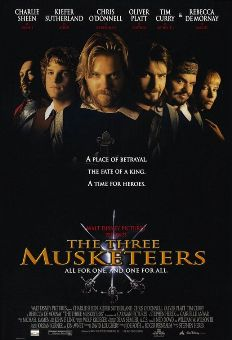 Film / The Three Musketeers (1993)