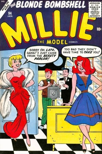 Comic Book / Millie the Model