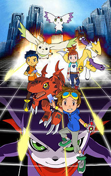 Anime / Digimon Tamers
