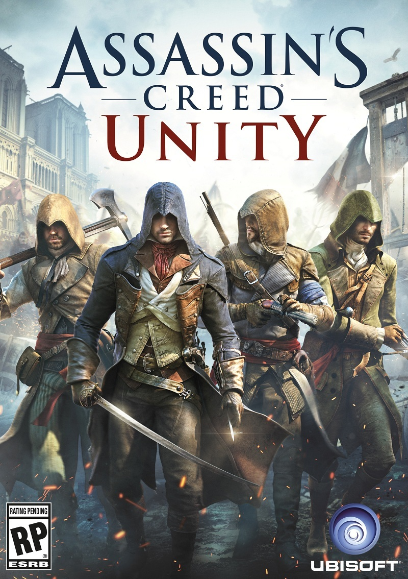 Video Game / Assassin's Creed: Unity