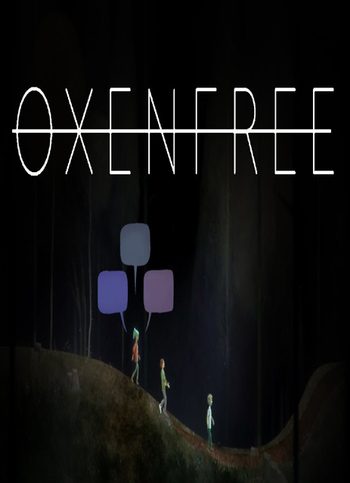 Video Game / Oxenfree