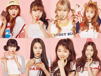 Music / Oh My Girl