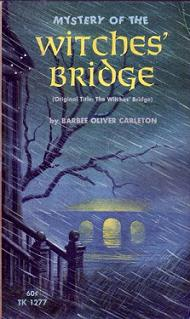 Literature / Mystery of the Witches' Bridge